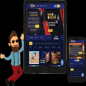Betchain Casino Mobile